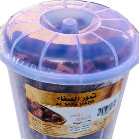 Al Safa Khalas Bucket  3Kg