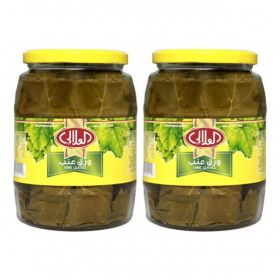 Al Alali Vine Leaves 2 X 970 Gm