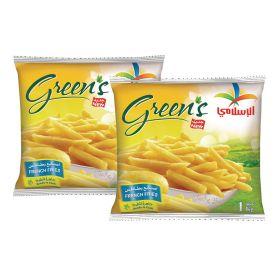 Al Islami French Fries 2 x 1 KG