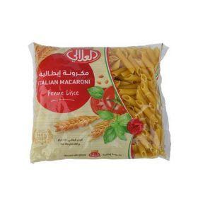 Al Alali Italian Macaroni - Penne Lisce 450 Gm