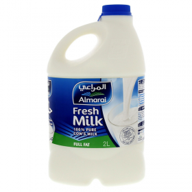 Almarai Fresh Milk Full Fat 2 Ltr