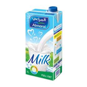 Almarai Long Life - Full Fat 1 Ltr