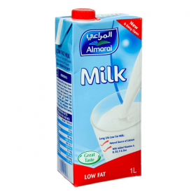 Almarai Long Life - Low Fat 1 Ltr
