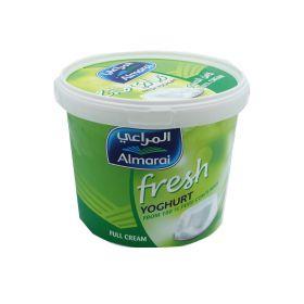 Almarai Fresh Yoghurt Full Fat 1 Kg