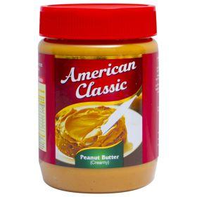 American Classic Creamy Peanut Butter 510g
