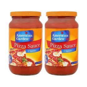 American Garden Pizza Sauce 2 X 397 Gm