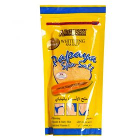 Argussy Spa Salt Papaya 300Gm