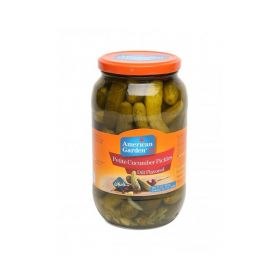 American Garden Petite Cucumber Pickles (Whole) 530Gm