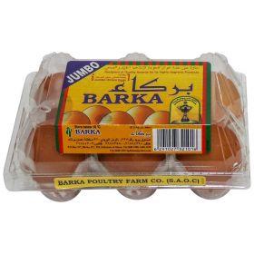 Barka Omani Jumbo Brown Eggs 6pcs