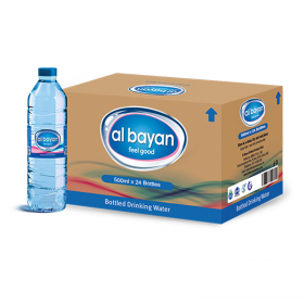 Al Bayan Water 500Ml X 24 Pcs