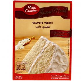 Betty Crocker Super Moist Cake Mix Velvety White 510g