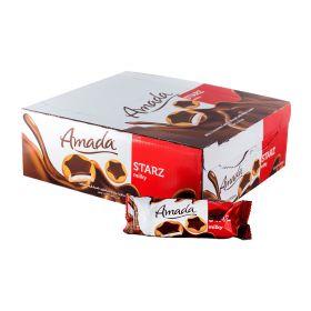 Biscolata Amada Starz Milky24 X 44 Gm