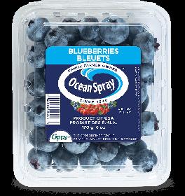 Blueberry Pkt Usa