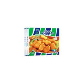 A'Saffa Chicken Nuggets 400Gm