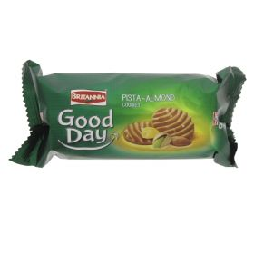 Britannia Good Day Pista Almond Cookies 81g