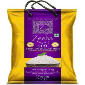 Zeeba Premium Basmati Rice 5Kg