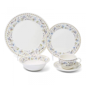 Claytan Felicity Dinner Set 30 Pc