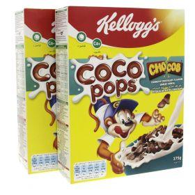 Kellogg'S Coco Pops Chocos 2 X 375 Gm