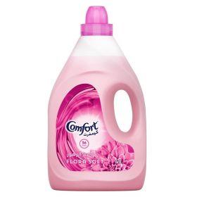 Comfort Fabric Softener Flora Soft 4Litre