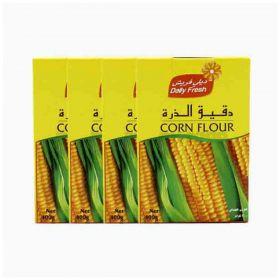 Daily Fresh Corn Flour 4 x 400 GM