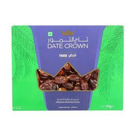 Date Crown Dates Fard 1 Kg
