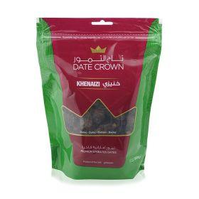 Date Crown Dates Khenaizi 500Gm