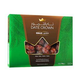 Date Crown Dates Khalas (Vacuum Pack) 1 Kg
