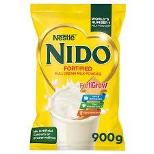 Nestle Nido Fortified Full Cream Milk Powder 900Gm