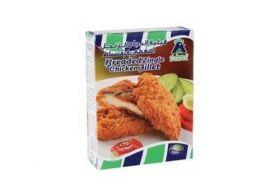 A'Saffa Breaded Zingle Chicken Fillet 450Gm
