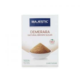 Majestic Demerara Natural Brown Sugar 1Kg