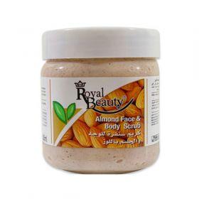 Facial Scrub Cream Almond 500Ml