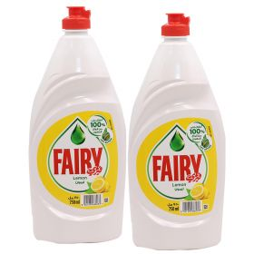 Fairy Dish Wash Liquid 2 X 750 Ml