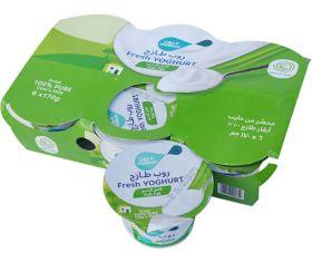 Mazoon Fresh Yoghurt 6 X 170 Gm