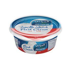 Almarai Fresh Cream Lite 100 Gm