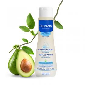 Mustela Gentle Shampoo For Hair 200 Ml