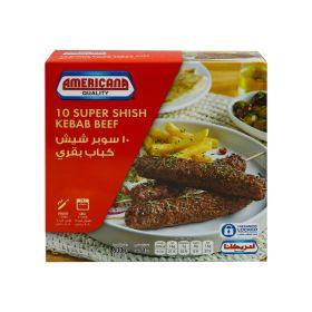 Americana Mutton Super Shish Kebab 600Gm