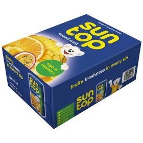 Suntop Mixed Fruit Juice 18 X 125Ml