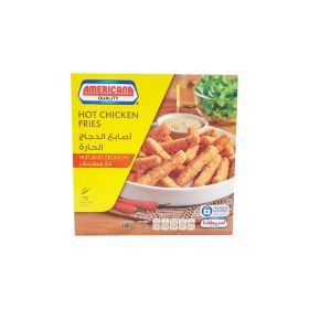 Americana Hot Chicken Fries 400Gm
