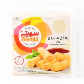 Switz Spring Roll Sheets 160Gm