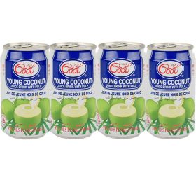 ice cool coconut water