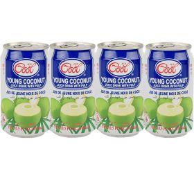 Ice Cool Coconut Juice 4 x 310 ML