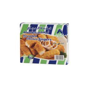 A'Saffa Breaded Chicken Fingers 400Gm