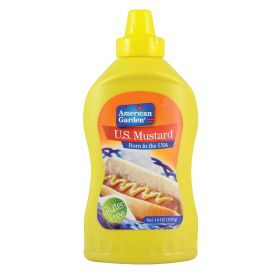 American Garden Us Mustard Paste (Gluten Free) 397Gm