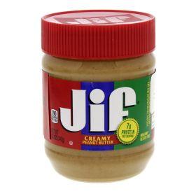 Jif Creamy Peanut Butter 340g