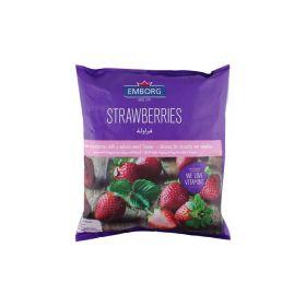 Emborg Frozen Strawberries 450Gm