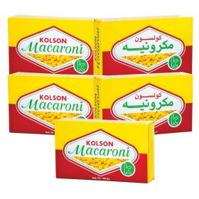 Kolson Macaroni 5 X 400 Gm