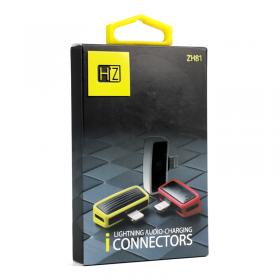 Lightining Audio Charging Connector Heatz Zh81