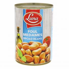 Luna Foul Medames Broad Beans 400g
