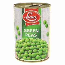 Luna Green Peas 400g
