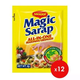 Maggi Magic Sarap All In One 12 X 8 Gm